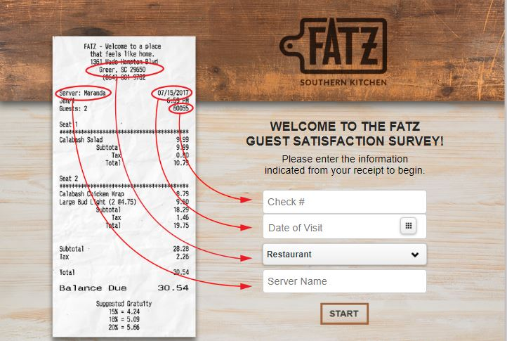 Fatz Survey