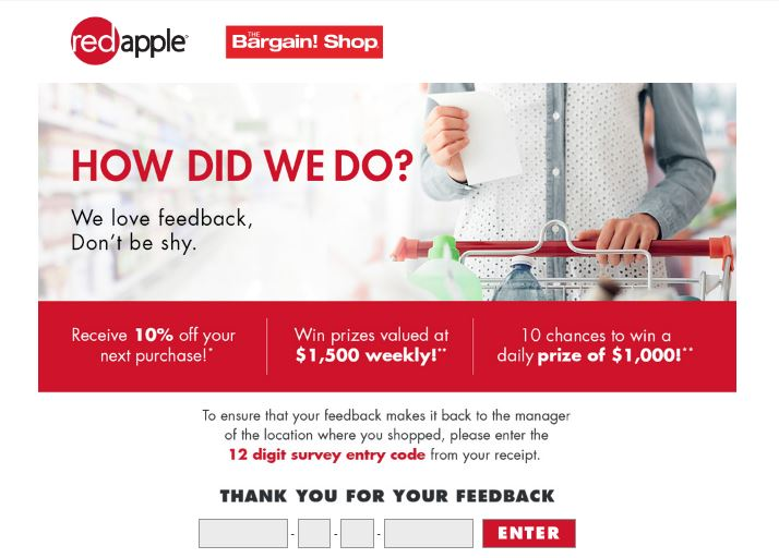 Red Apple Survey
